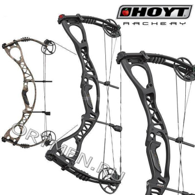Лук блочный Hoyt Charger ZRX 28 (27 -30 ) Black Out